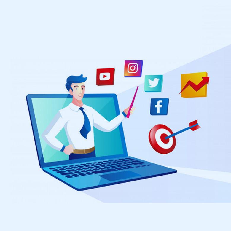 Social Media Company in Delhi